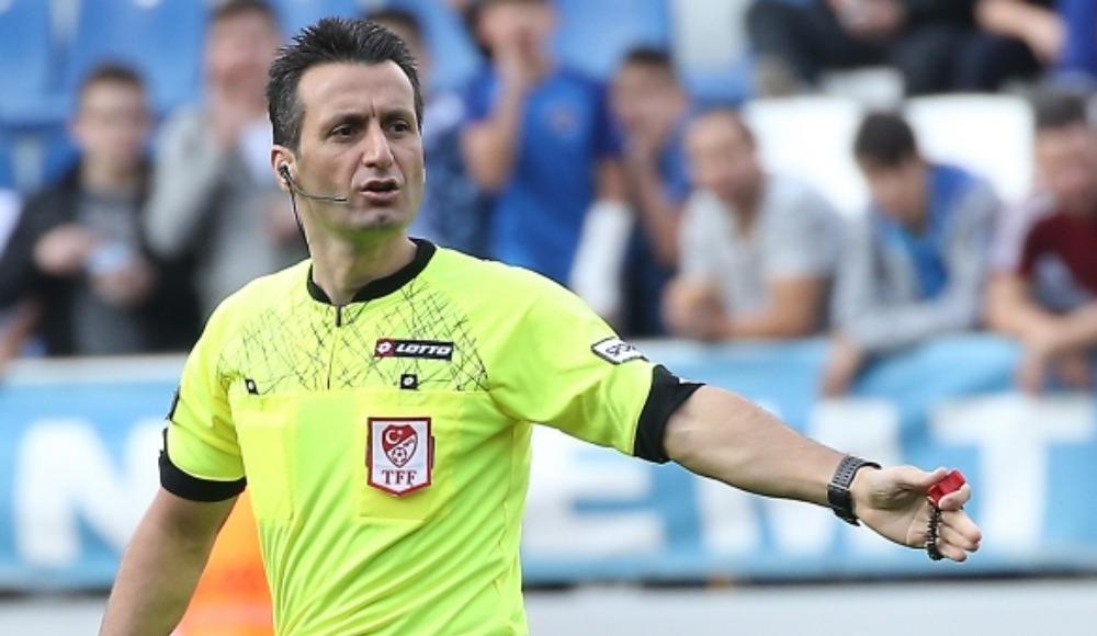 """Menemenspor, Balıkesirspor maçına Arslanboğa'nın atanmasını """"riskli"""" buldu"""