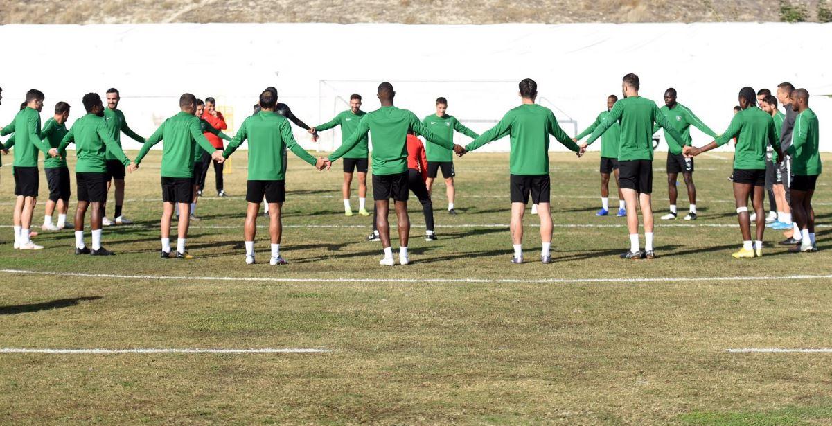 """Tolgahan Acar: """"Rizespor maçında 3 puandan başka bir sonuç düşünmüyoruz"""""""