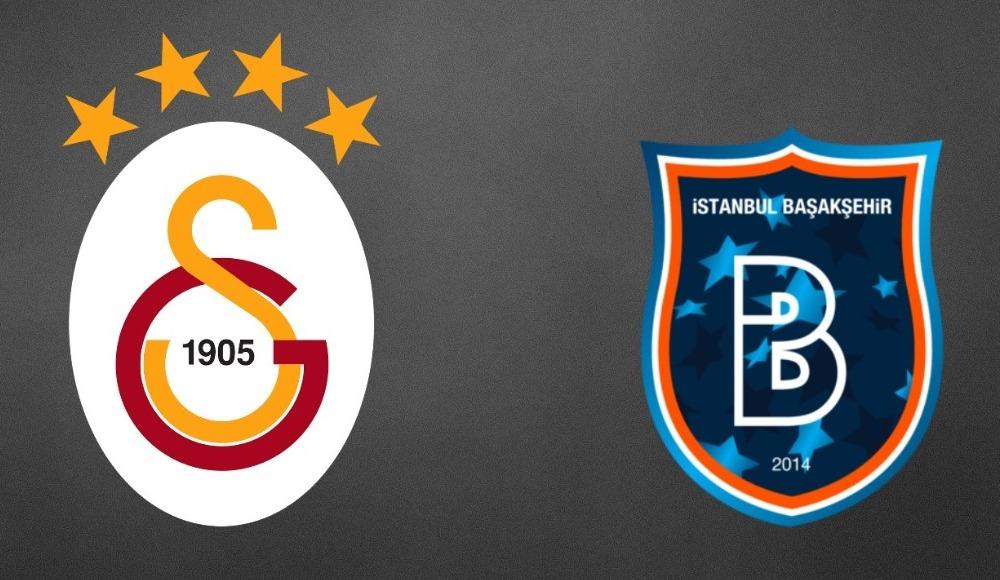 Galatasaray - Başakşehir (Maçı seyret)