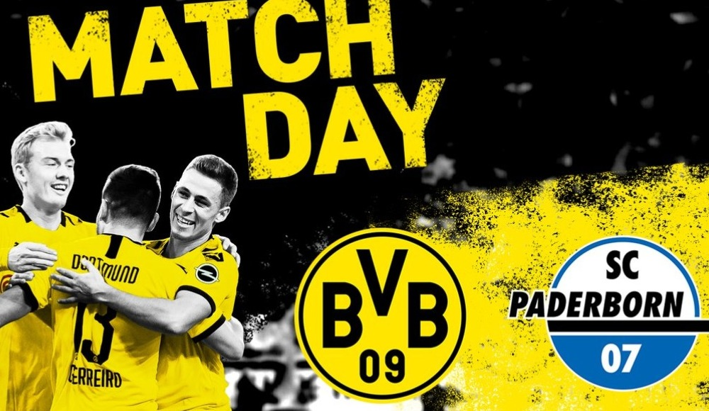 Borussia Dortmund- Paderborn (Canlı Skor)