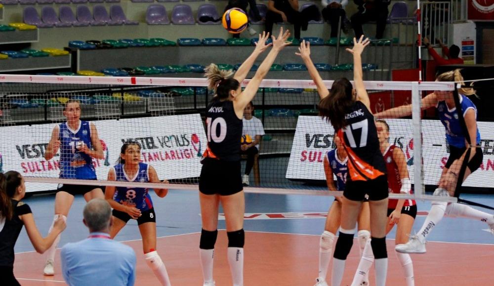 Nilüfer Belediyespor, Karayolları'nı 3-2 yendi