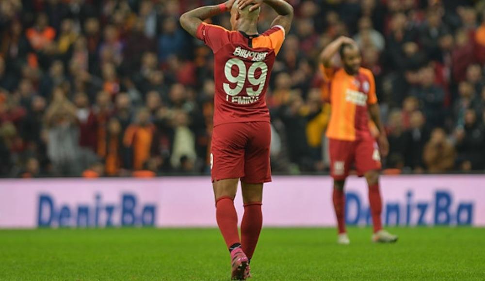 Galatasaray'ın ilginç 2. yarı istatistiği!