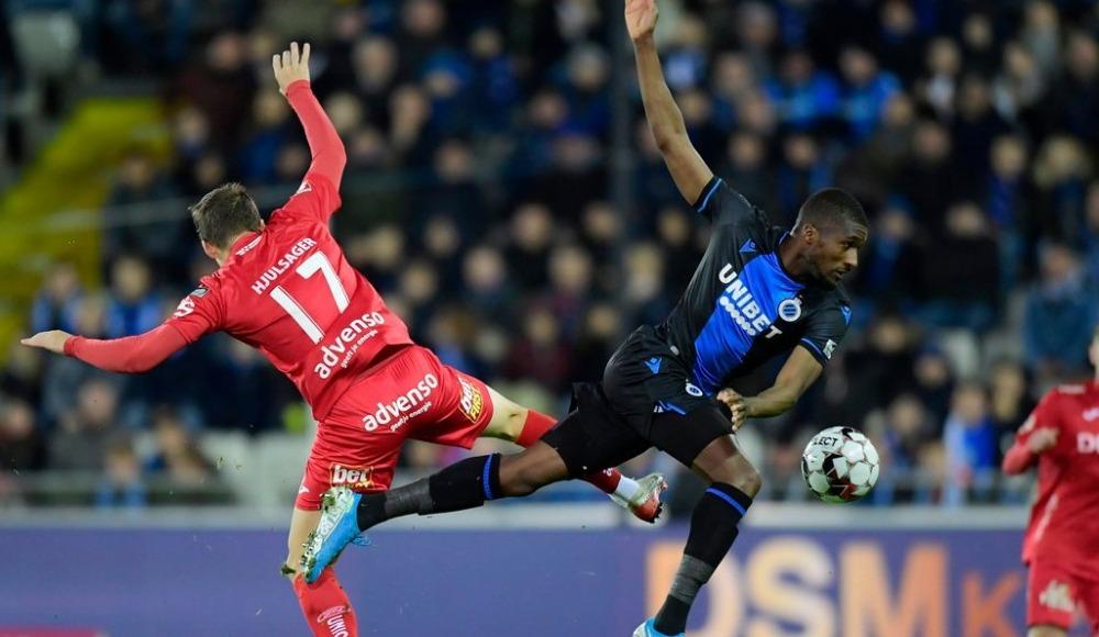 Club Brugge, KV Oostende'yi 2-0 mağlup etti