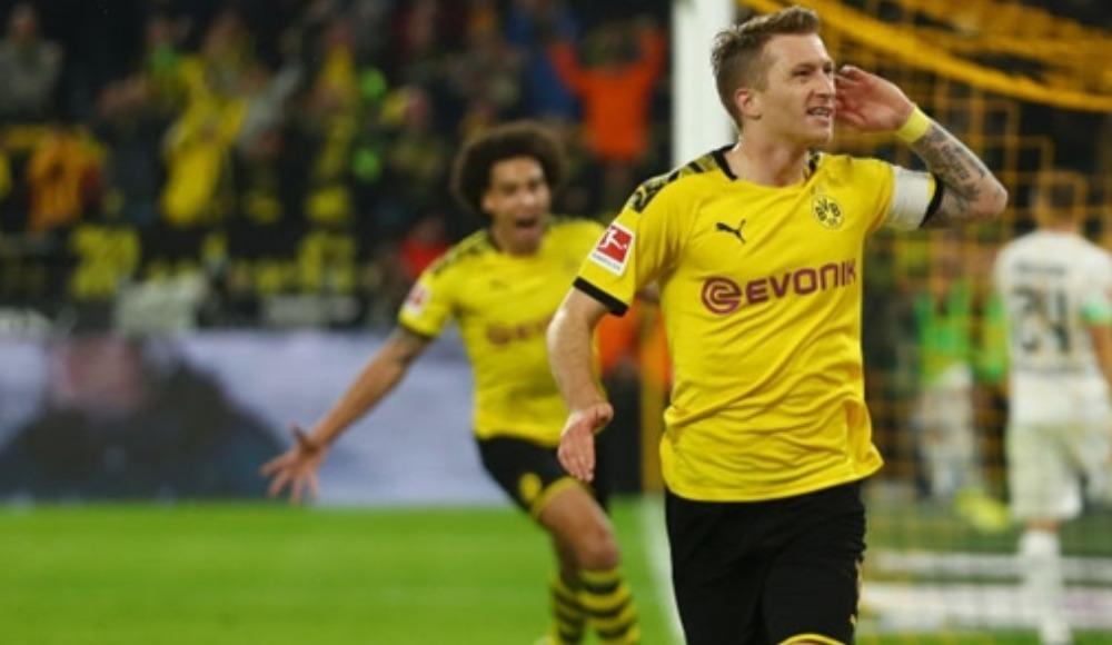 Dortmund'un Cuma serisi devam ediyor!