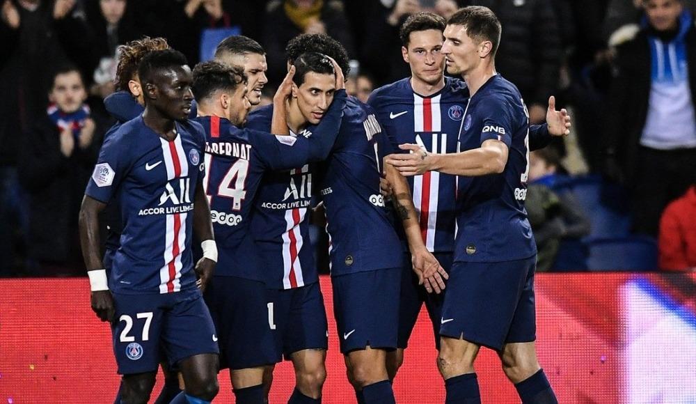 Paris Saint-Germain, Lille'i sahasında devirdi! 2-0