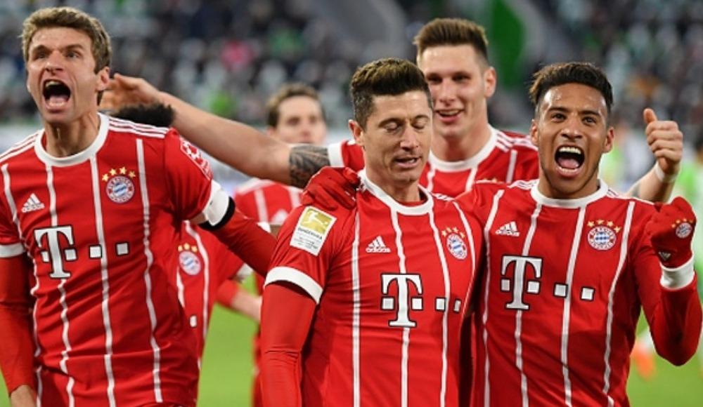 FC Düsseldorf - Bayern Münih (Canlı Skor)
