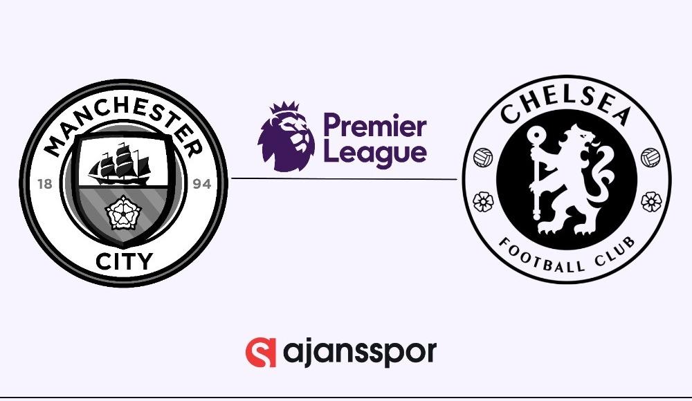 Manchester City - Chelsea (Canlı Skor)