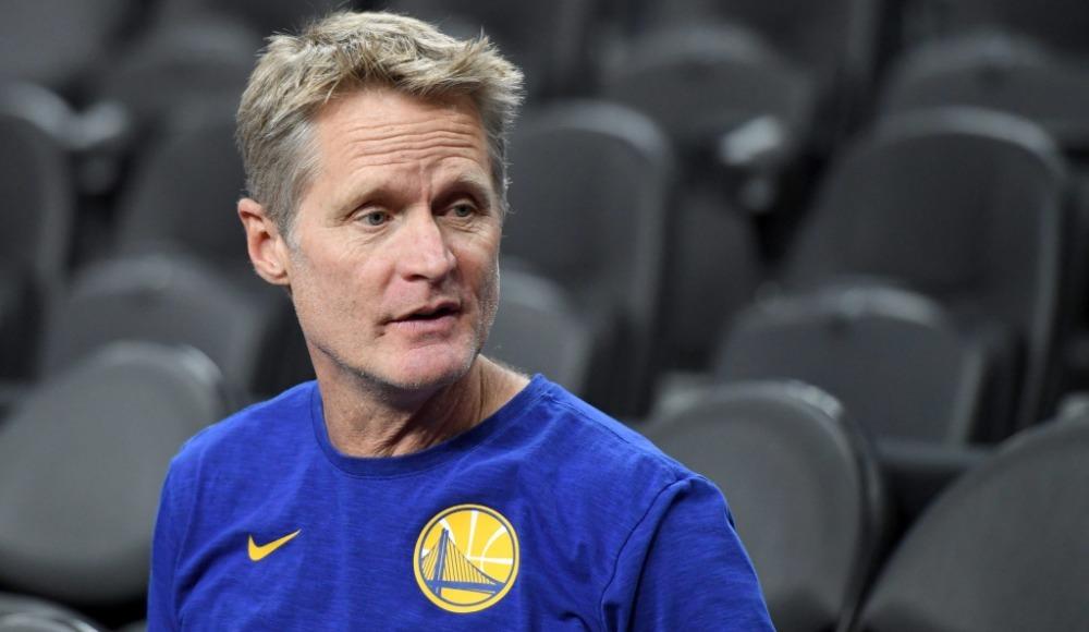 """Steve Kerr: """"Büyürken futbol oynayanlar daha iyi pasör oluyorlar"""""""