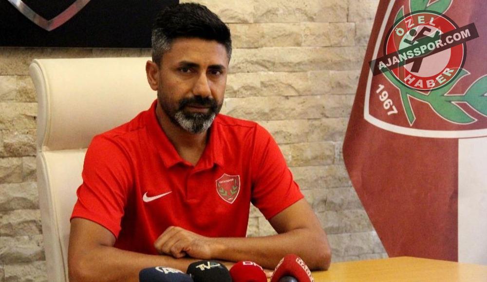 Hatayspor'dan liderlik ve transfer açıklaması!