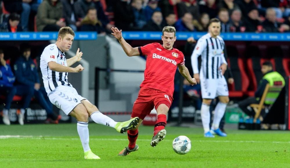 Leverkusen ile Freiburg puanları paylaştı!