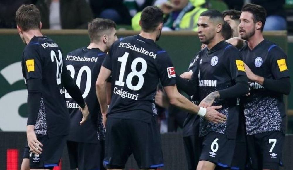 Schalke kazandı! Ahmed Kutucu...