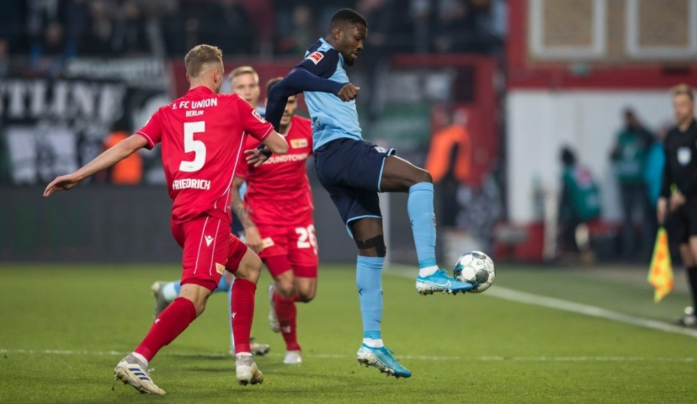 Lidere Union Berlin darbesi: 2-0!