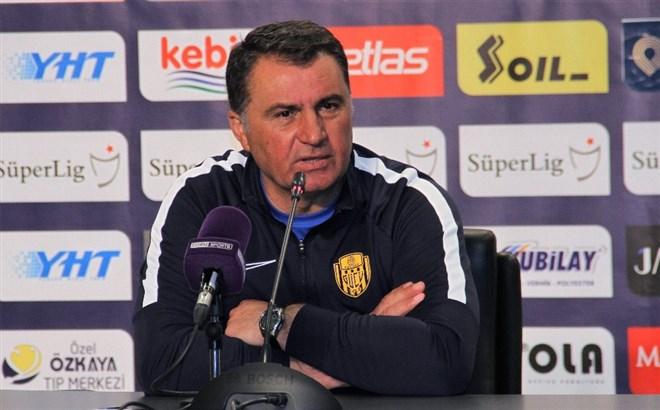 """Mustafa Kaplan: """"Elimizdeki oyuncuları en iyi şekilde kullandık"""""""