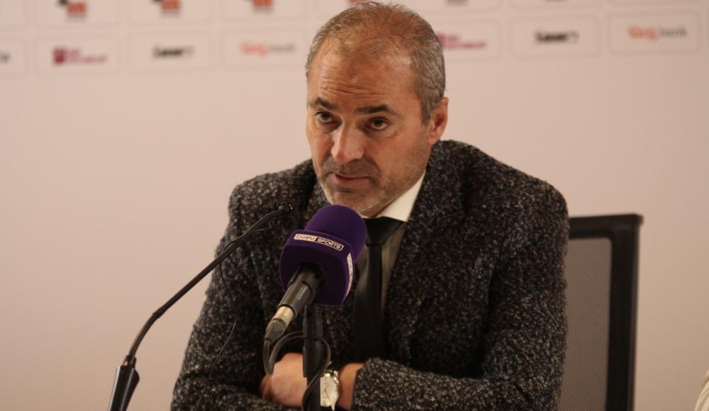 """Erkan Sözeri: """"Oyuncularımı tebrik ediyorum"""""""