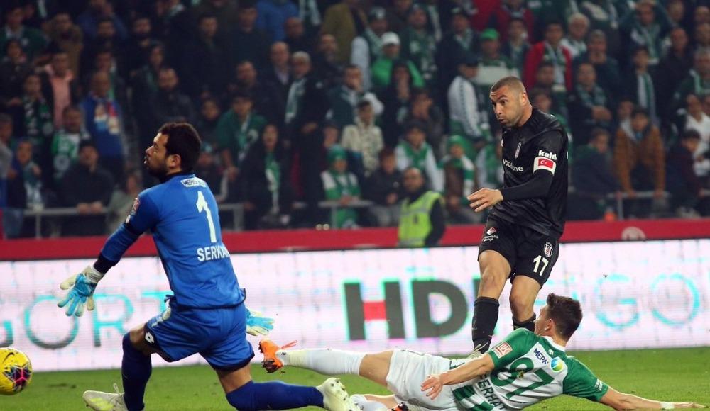 Burak Yılmaz Konyaspor'u boş geçmiyor