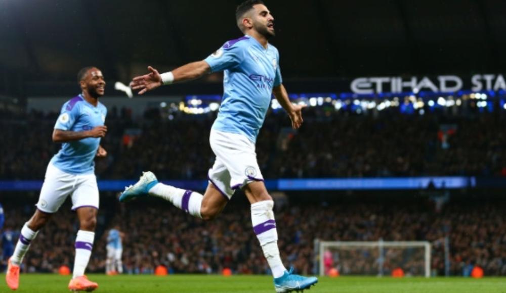 Dev maçta kazanan Manchester City oldu! 2-1