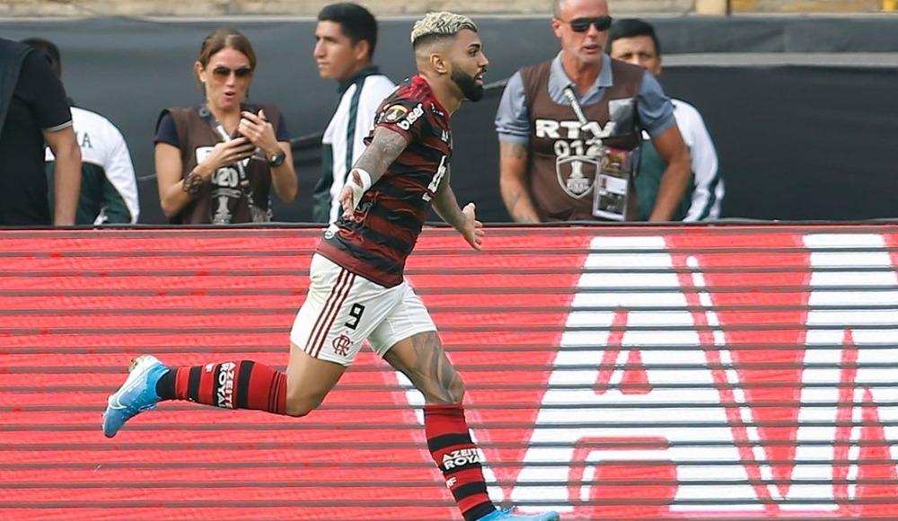 Libertadores Kupası Flamengo'nun! 1-2