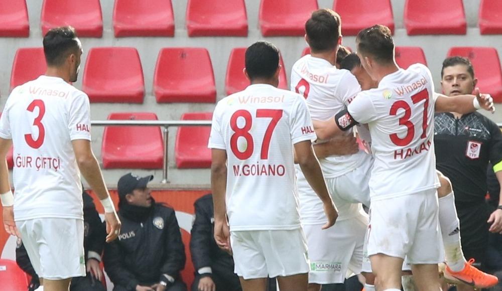 Sivasspor futbolcularından liderlik vurgusu