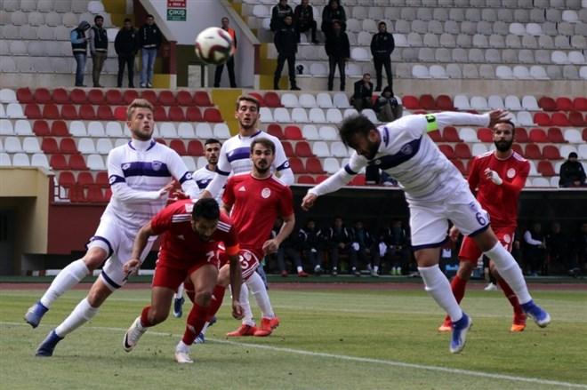 Gümüşhanespor, Hacettespor'a 3-2 mağlup oldu