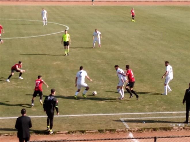 Van Spor, evinde Bayburt Özel İdare Spor'u 2-0 mağlup etti