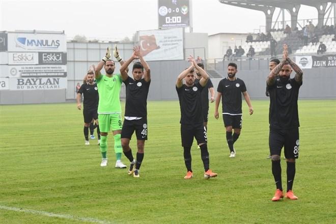Manisa FK, sahasında Amed Sportif Faaliyetler'i 3-0 yendi