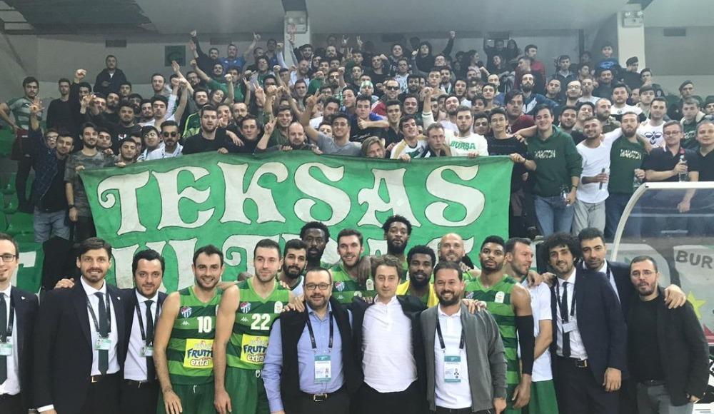 Bursaspor, deplasmanda Sigortam.net İTÜ Basket'i yendi