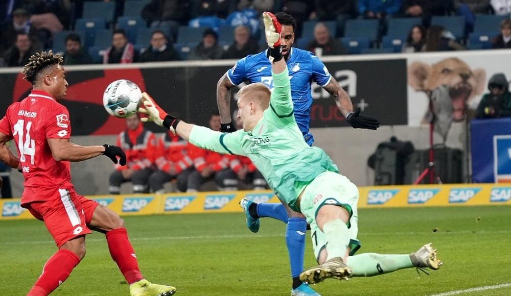 Mainz 05, Hoffenheim'a dur dedi! 1-5