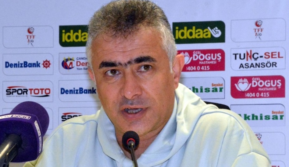 """Mehmet Altıparmak: """"Zirve yolunda çok önemli 3 puan aldık"""""""