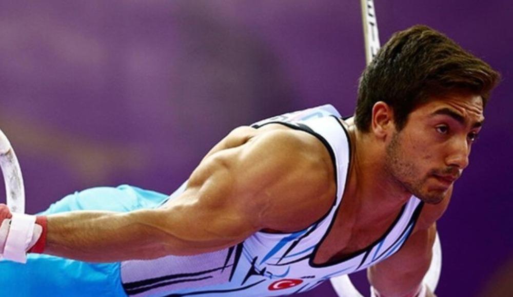 P&G'den milli cimnastikçi İbrahim Çolak'a destek