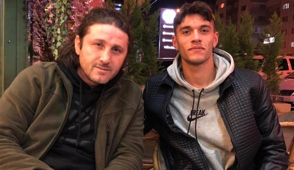 Fatih Tekke'den genç futbolcu Koray Kılınç'a: 'Yeteneklisin, geleceğin parlak'