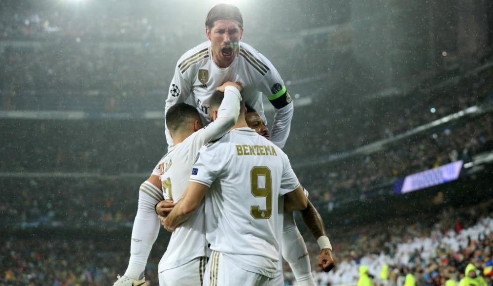 CANLI İZLE: Real Madrid - Valencia