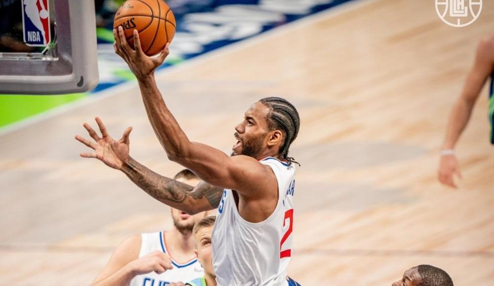 Dallas Mavericks'in galibiyet serisini Los Angeles Clippers sona erdirdi