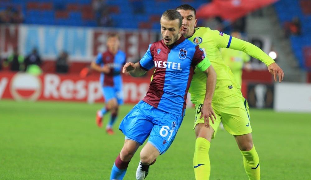 Trabzonspor, UEFA Avrupa Ligi'ne veda etti