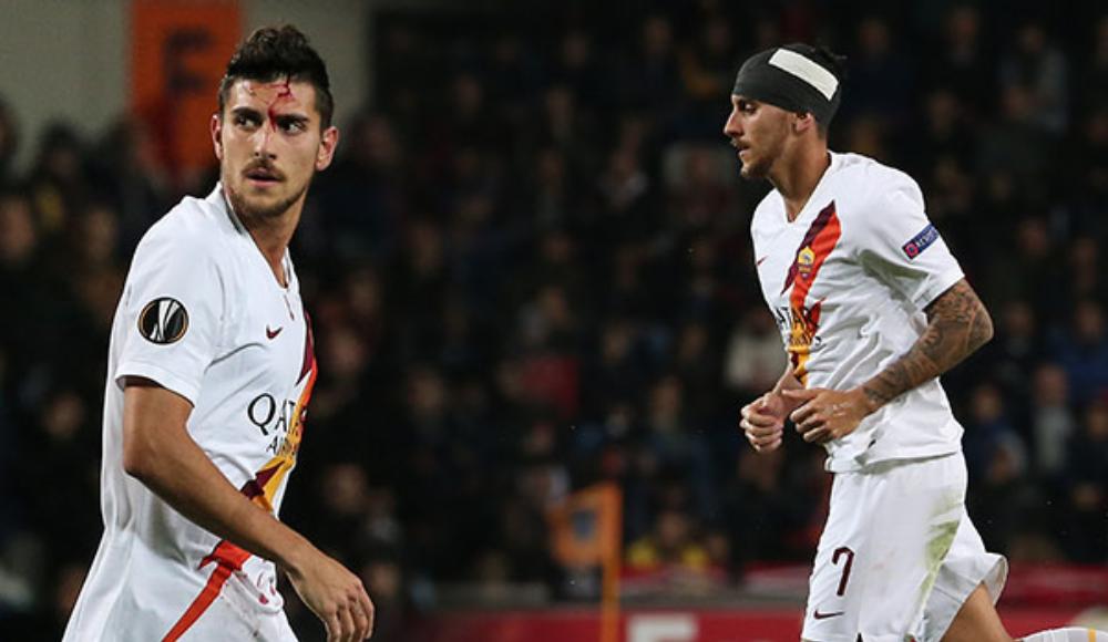 Başakşehir-Roma maçında oyun durdu! Pellegrini...