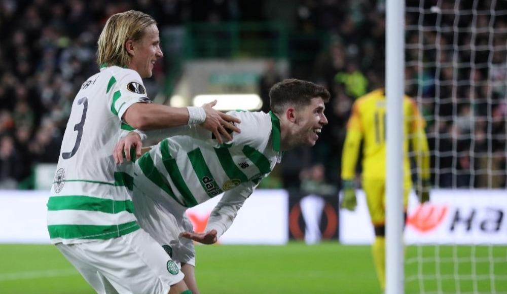 Celtic, Rennes'i 3-1 ile geçti!