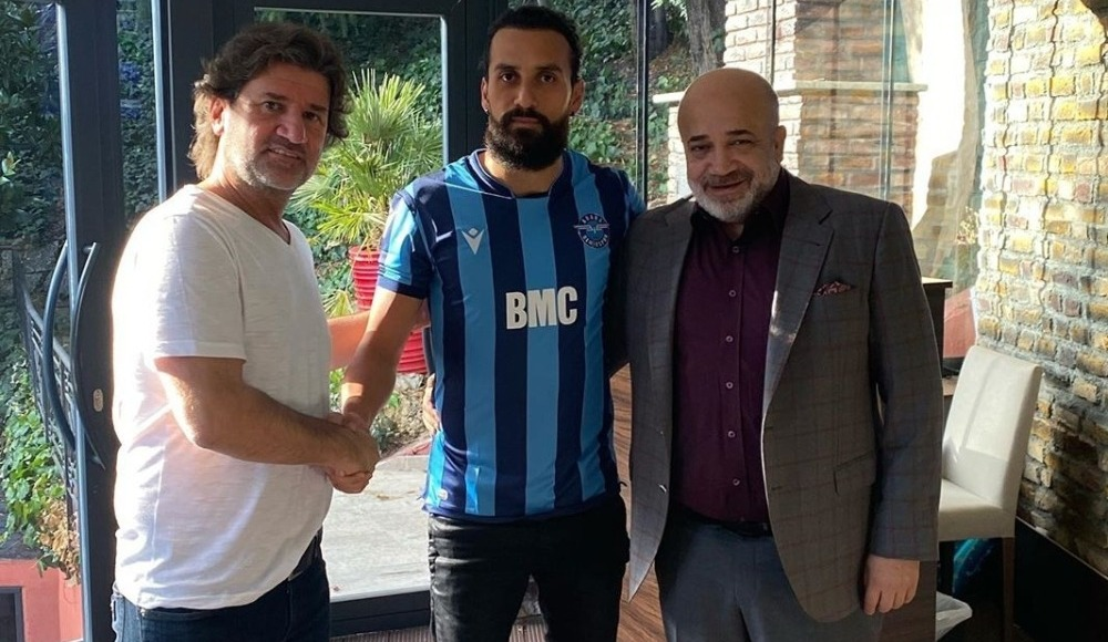 Erkan Zengin, Adana Demirspor'la anlaştı