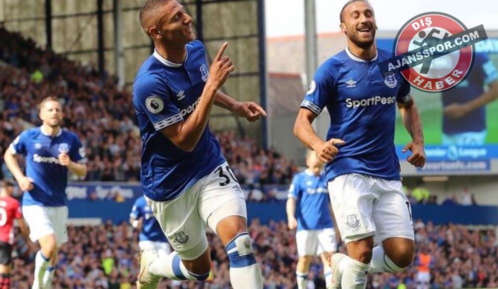 Everton, Richarlison ile sözleşme yeniledi