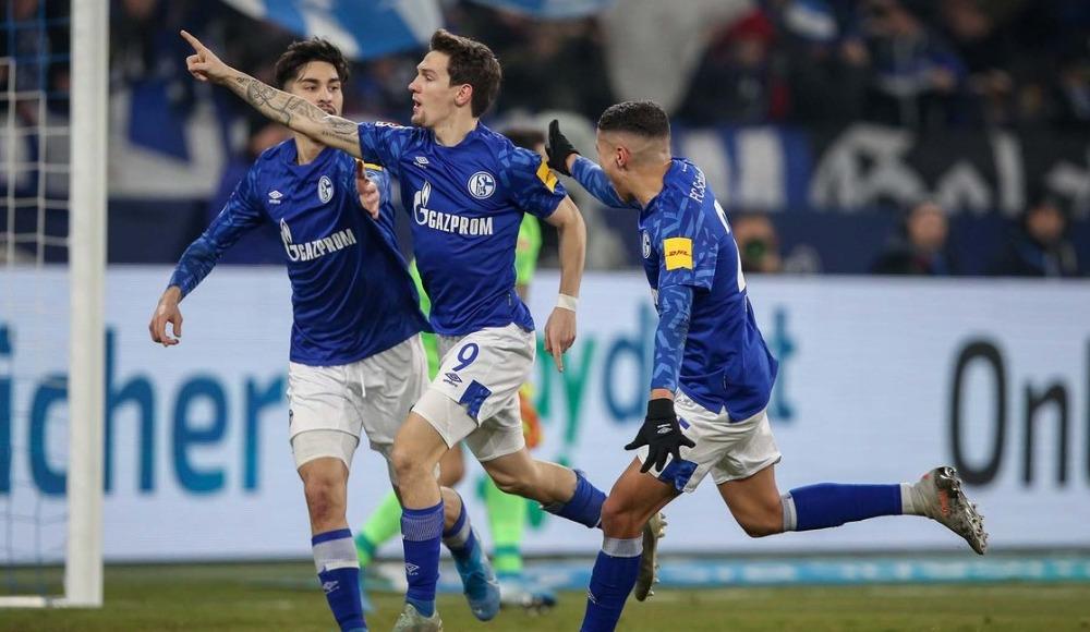 Ozan Kabak'lı Schalke son dakika golüyle kazandı! 2-1