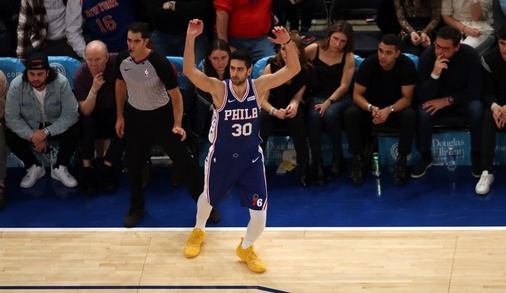 Brooklyn Nets - Philadelphia 76ers (Canlı Skor)