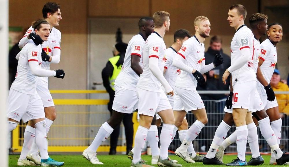 RB Leipzig maç fazlasıyla lider