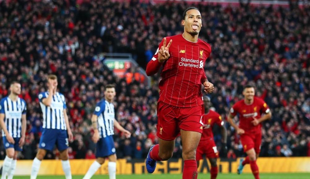 Liverpool yenilgisiz liderliğini sürdürdü