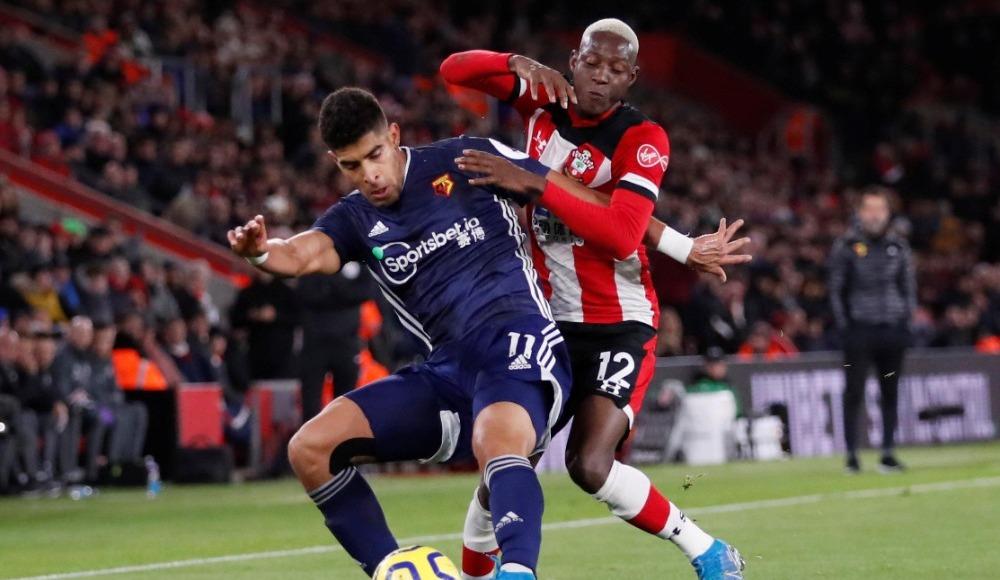 Southampton geriden gelip kazandı! 2-1