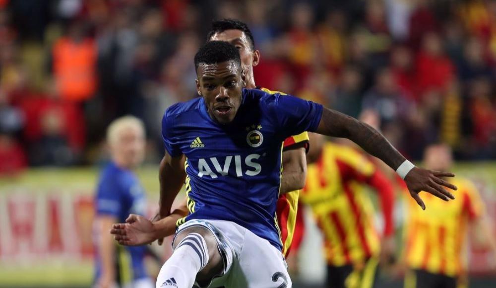 Rodrigues, Fenerbahçe'de ilki yaşadı