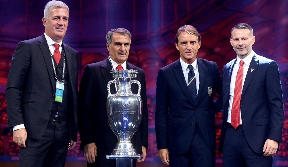 """Şenol Güneş'ten EURO 2020 yorumu: """"İnşallah gruptan çıkacağız"""""""