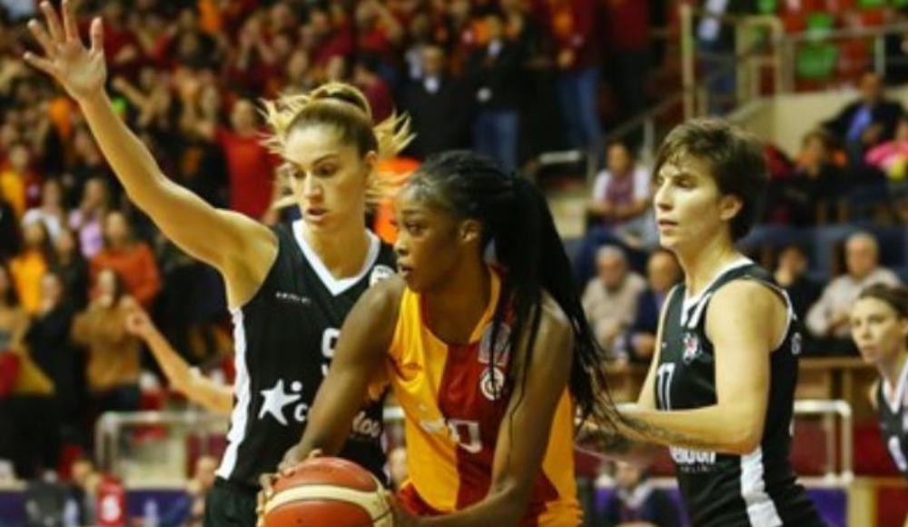Kadınlar derbisi Galatasaray'ın oldu!