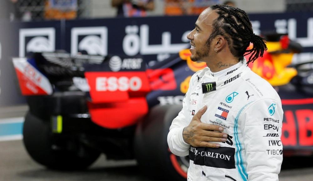 Formula 1'de sezon Hamilton'ın zaferiyle kapandı!