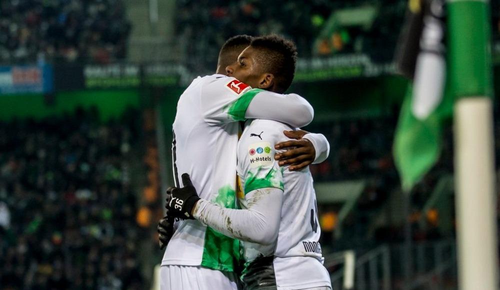 Lider Borussia Mönchengladbach puan kaybı yaşamadı! 4-2