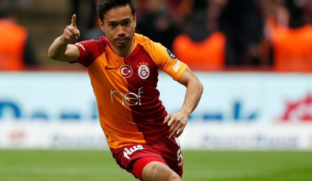 Nagatomo Galatasaray'da bu sezon kaç gol attı?