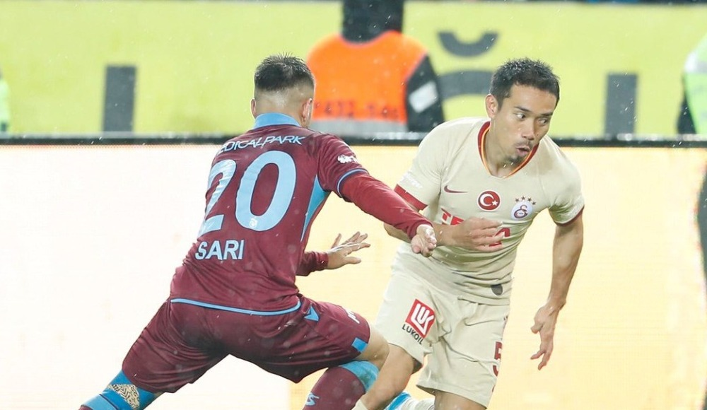 "Nagatomo: ""Ruhunu ortaya koyan Galatasaray vardı"""