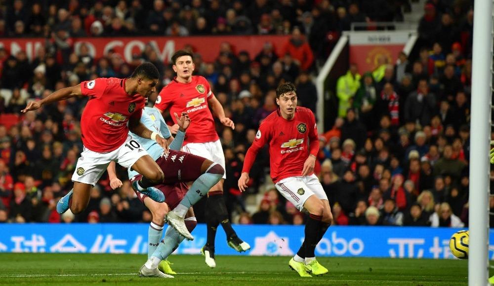 Manchester United ile Aston Villa yenişemedi!